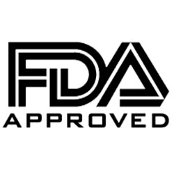 FDA approved logo for Medical products